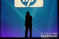 Ann Livermore, VP at Hewlett Packard (HP) at OracleOpenWorld 2008 | by TechShowNetwork