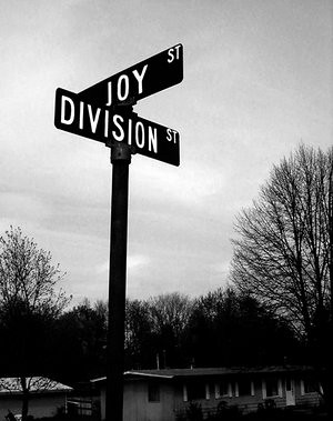 Joy Division Intersection | by telepathetic_lunatic