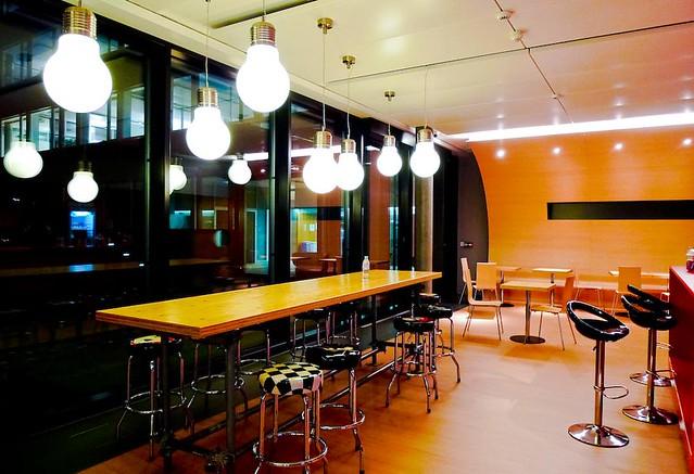 google zurich office micro kitchen pineapplebun Flickr