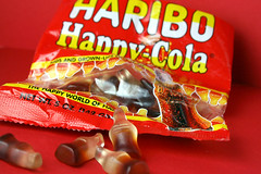 Cola Gummy Candy | by Bakerella