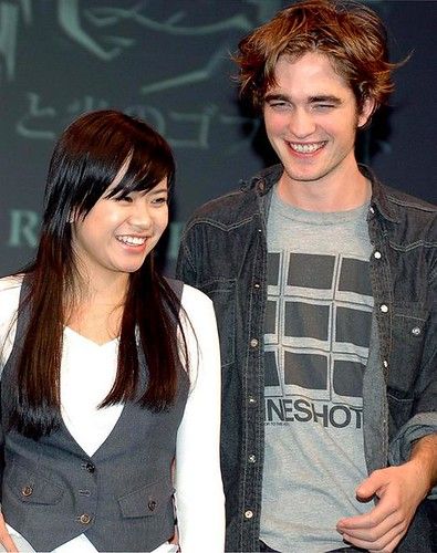 Katie Leung couple