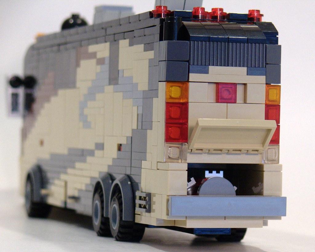 Fleetwood Travel Trailer Model E