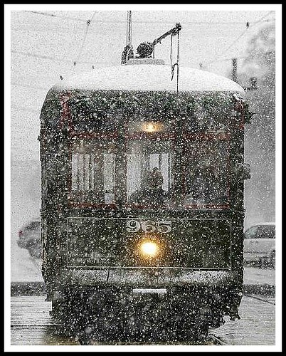 Snowing in New Orleans | by PMacFetters