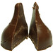 Hershey's Kisses: Chocolate Truffle - the inside
