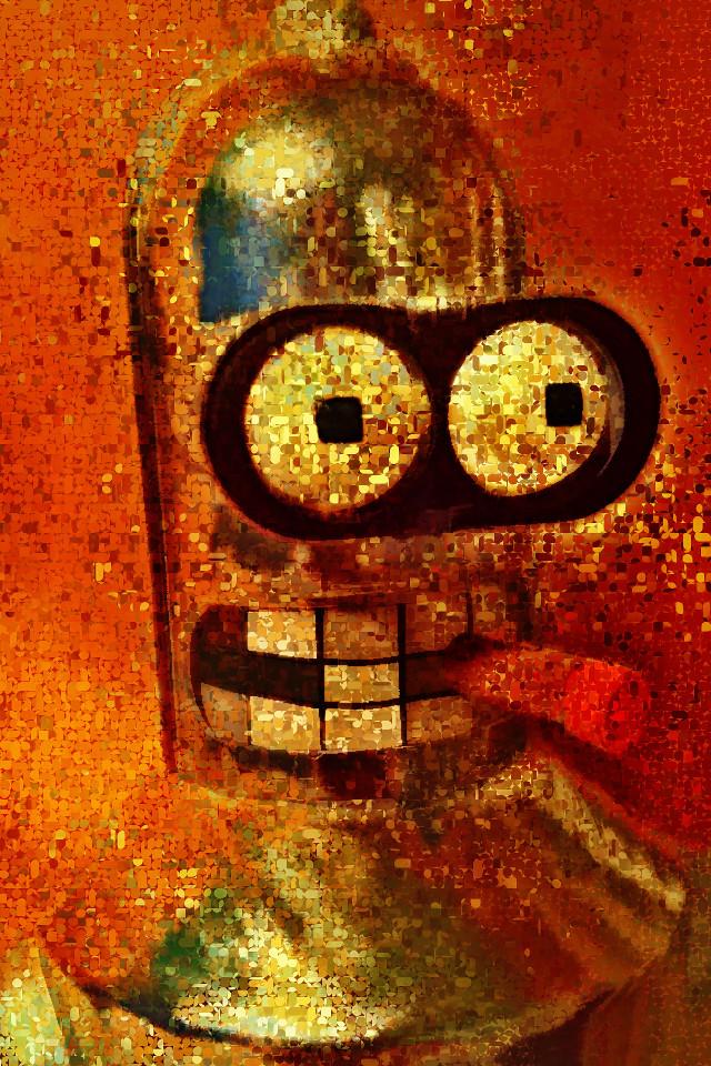 Iphone Wallpaper Digital Bender Best Viewed Full Size