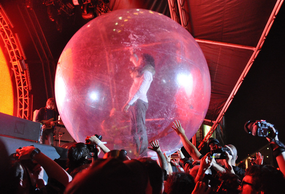The Flaming Lips - Primavera Sound 2011 - Jueves - 03