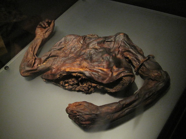 croghan men Old croghan man (seanfhear chruacháin in irish) is the name given to a well-preserved iron age bog body found in an irish bog in june 2003 the remains are named after croghan hill, north of daingean, county offaly, near where the body was found.