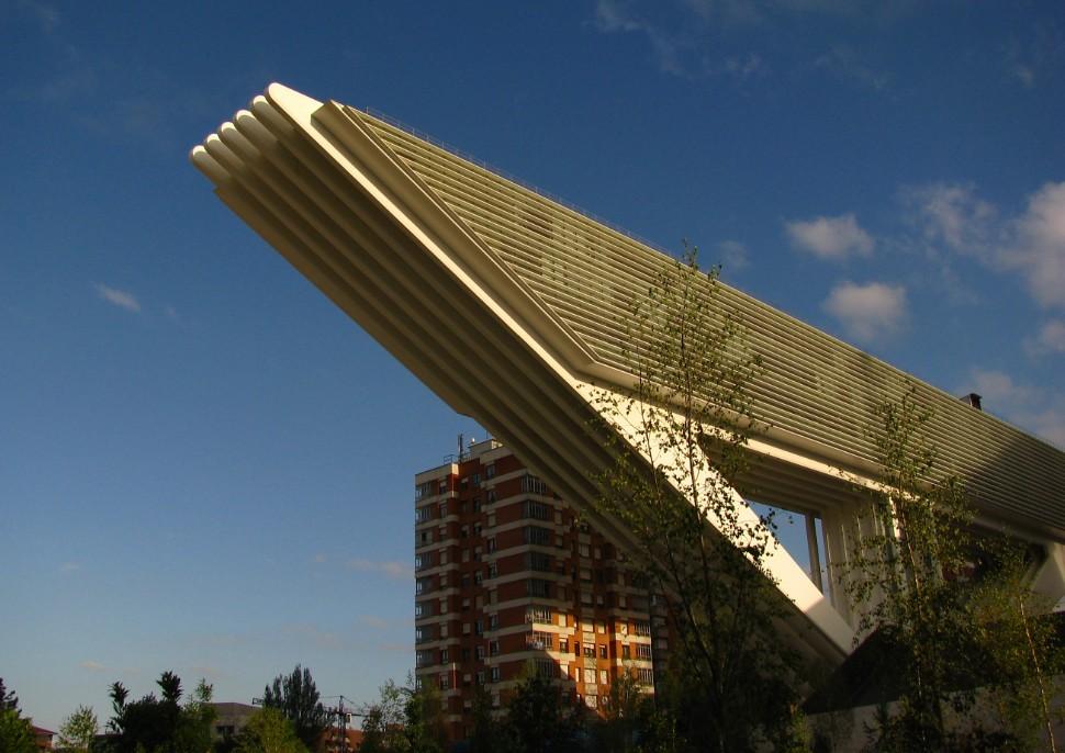 Palacio de congresos de oviedo calatrava arquitecto - Arquitectos oviedo ...