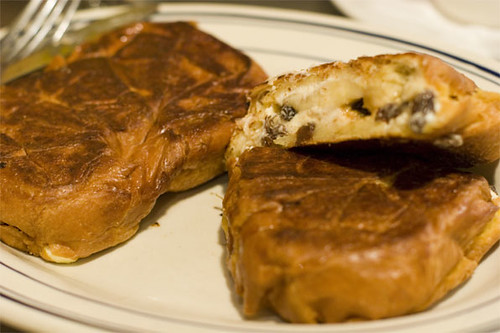 Stuffed croissant French toast | Flickr - Photo Sharing!