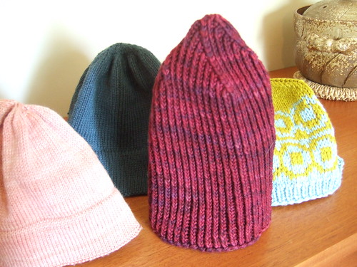 hats for 7L | by jenny check