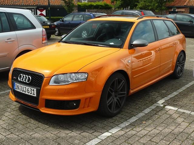 Audi RS Avant B After A Long Hiatus The Second Audi RS Flickr - 2005 audi rs4