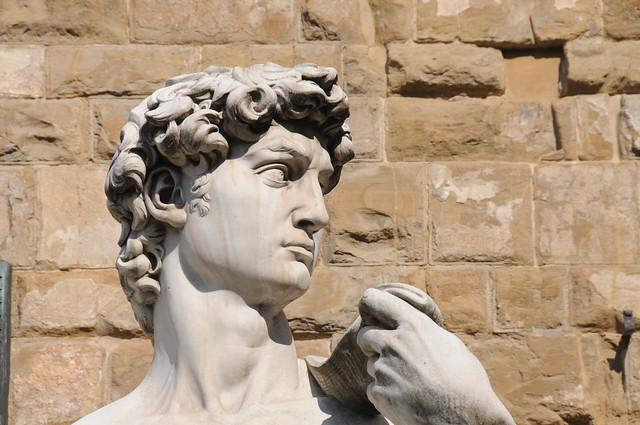 Michelangelo's David | Flickr - Photo Sharing!