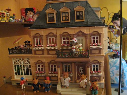 Playmobil Mansion Flickr Photo Sharing