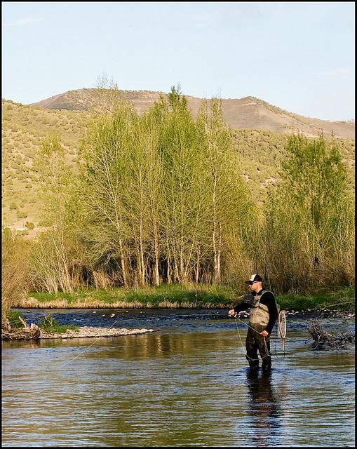 Fly fishing weber river utah flickr photo sharing for Weber river fishing
