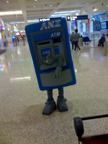 Iphone 2008 Stalking ATM | Shot ta...