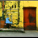 Colour Street Scene