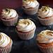 mini-carrot cupcakes