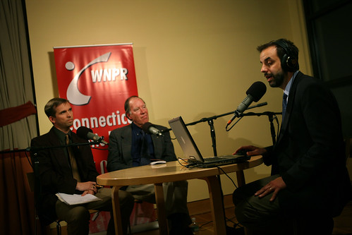 Murphy, Cappiello Campaign on Change in 5th | by WNPR - Connecticut Public Radio