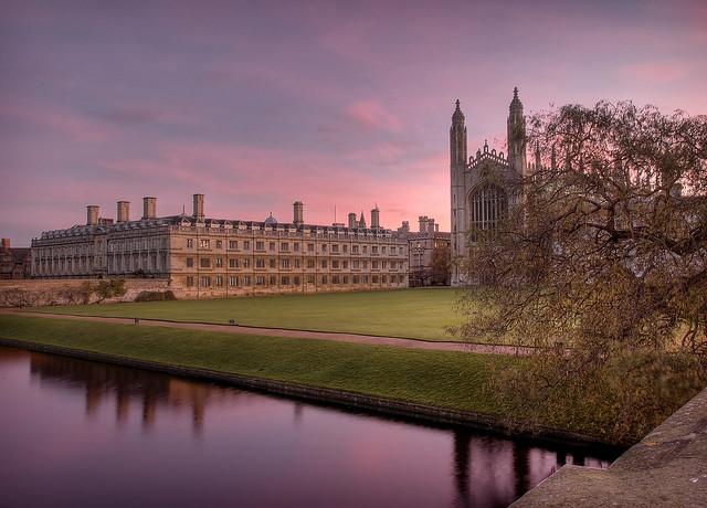Cambridge!