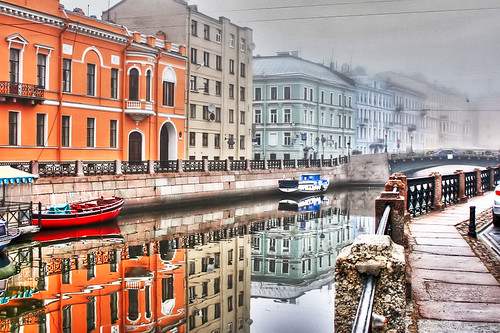 Russia Reflections | by ` Toshio '