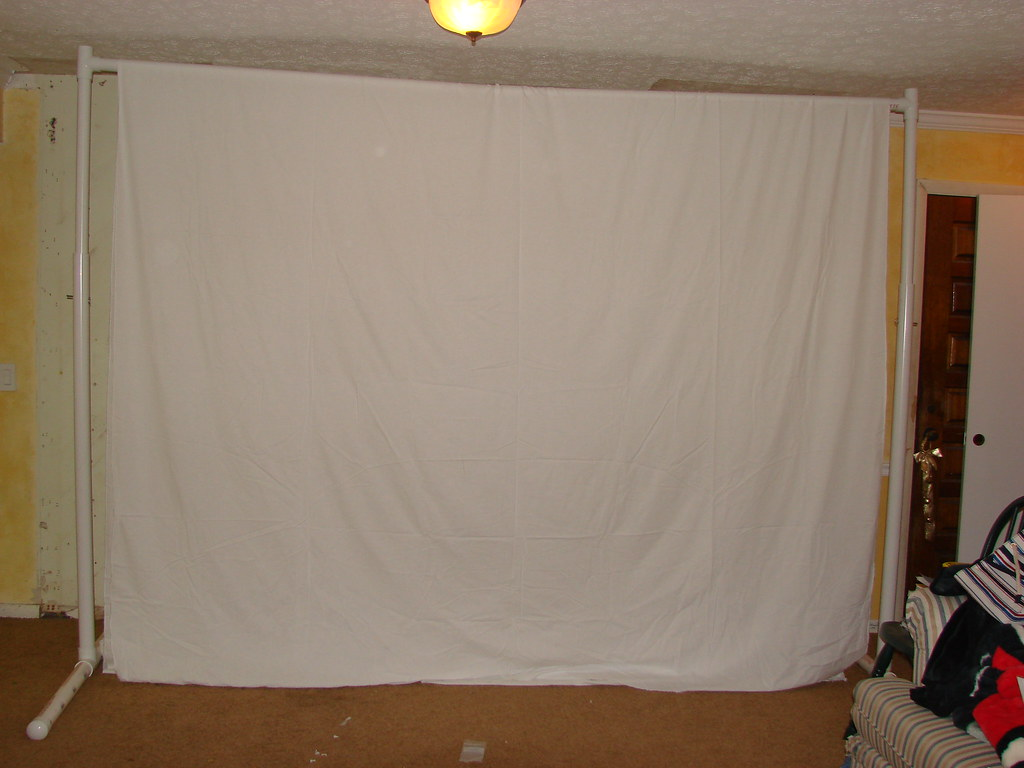 diy studio backdrop support system i made for about 65