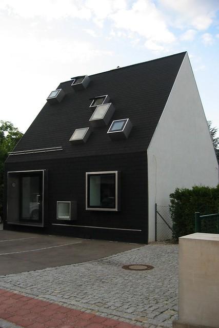 Schwarzes Haus schwarzes haus 1936 37 2006 umbau eine einfamilienhäusc flickr