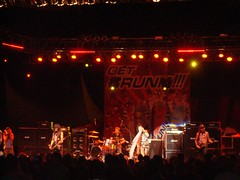 Rocklahoma 2008 CRUNK!!! stage | by CRUNK!!! Energy Drink