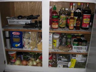 Reorganized Pantry | by restorer19