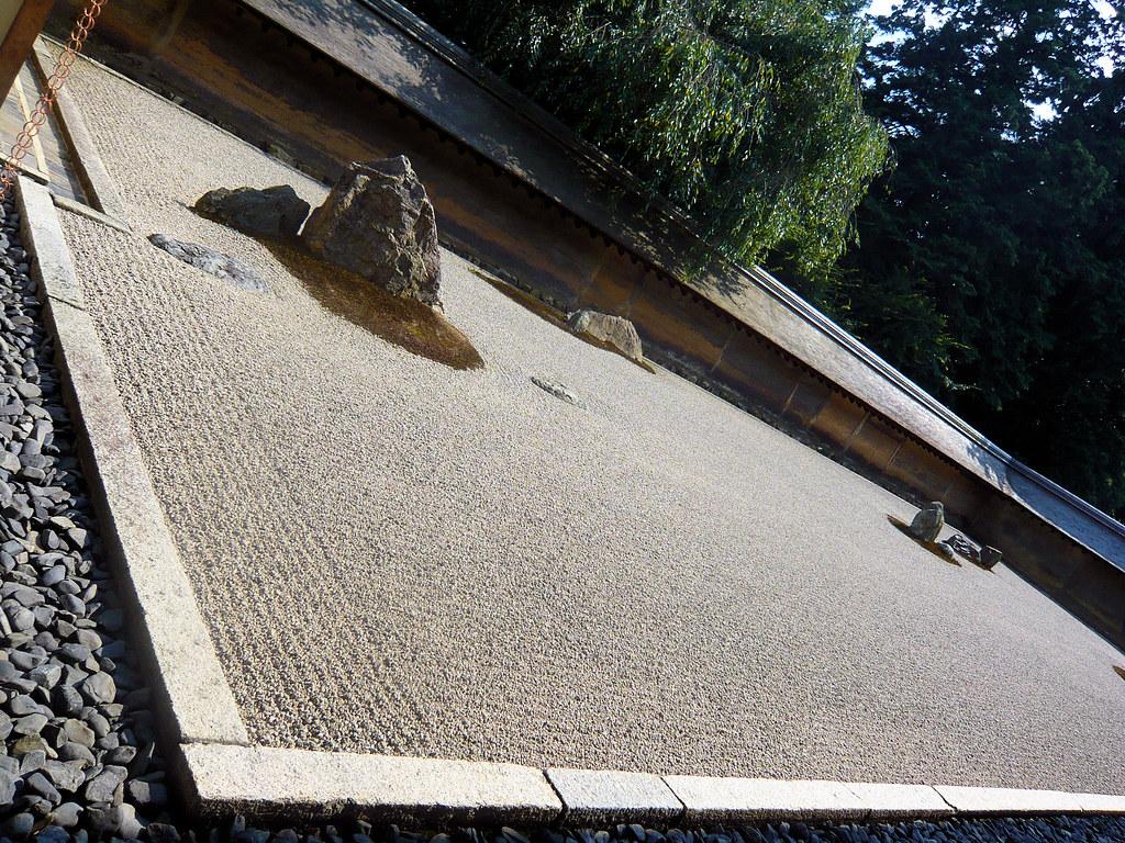 Jardin Mineral Zen Photo ryoanji zen garden | > les jardins du ryoan-ji à kyoto see w