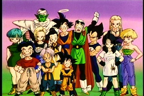 Dragon Ball Z Family Picture Flickr Photo Sharing