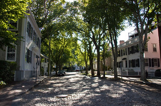 Downtown Nantucket | by versageek