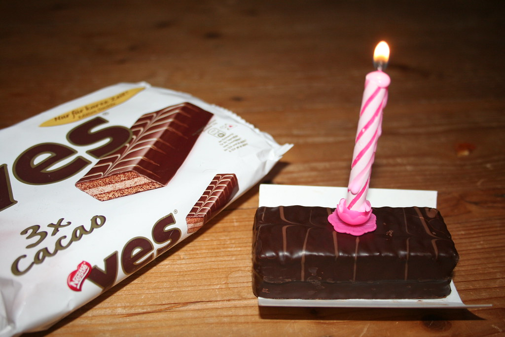 Yes As A Birthday Cake 1 Some Years Ago Nestle