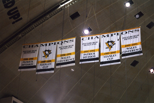 Stanley Cup Banners |