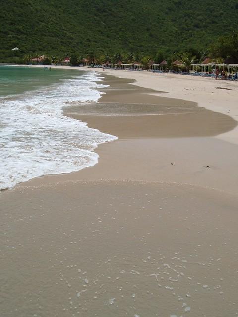 Anse Marcel Beach St Martin