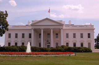 The White House (Washington DC) | by ~MVI~ (warped)