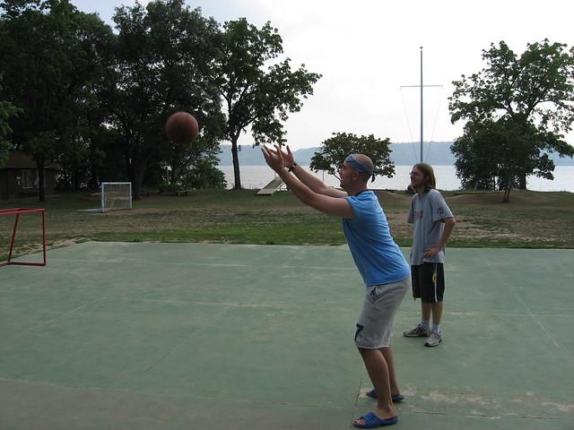 Granny Shot Basketball 61