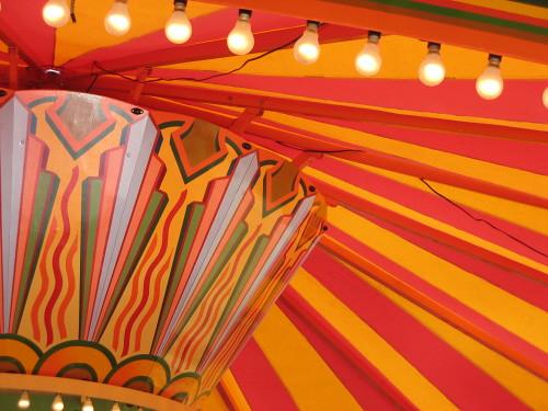 Fairground Ride - detail | This photo was taken at Welland