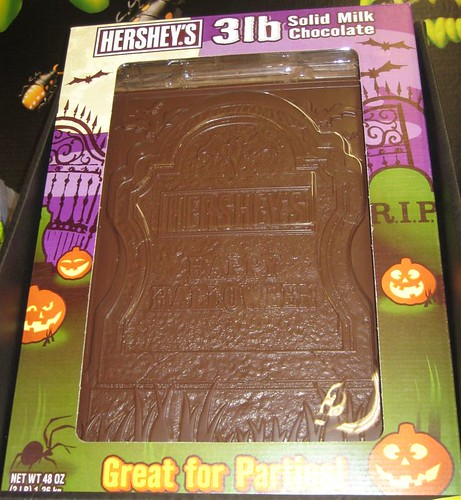 3 POUND chocolate gravestone | by Paxton Holley