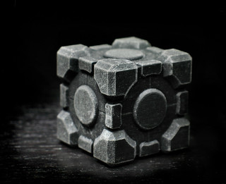 Weighted Companion Cube | by Ѕolo