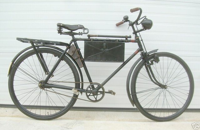 Will There Someday Be Bike In >> German infrantry fahrrad NSU WWII starboard II | Flickr - Photo Sharing!
