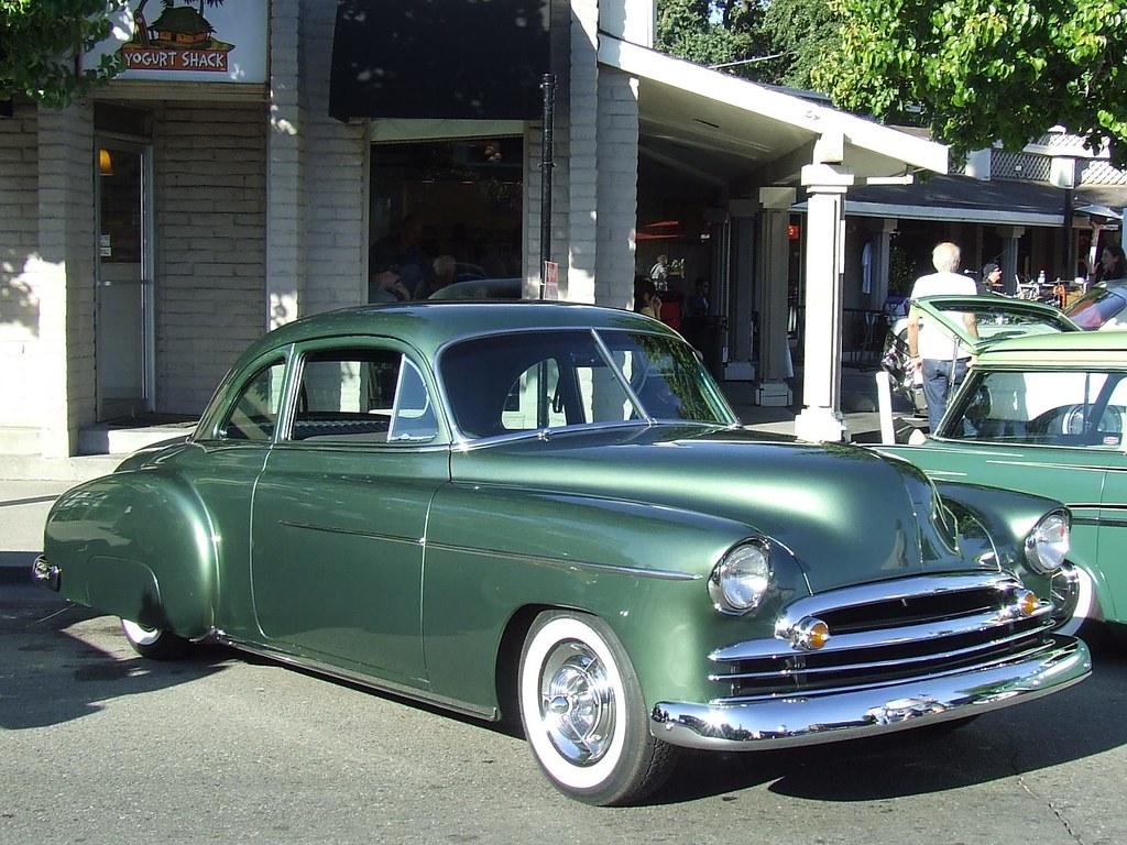 1950 chevrolet 2 door coupe custom 1 photographed at for 1950 chevrolet 2 door