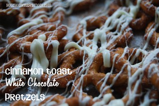 cinnamon toast pretzels - Page 211 | by yourhomebasedmom