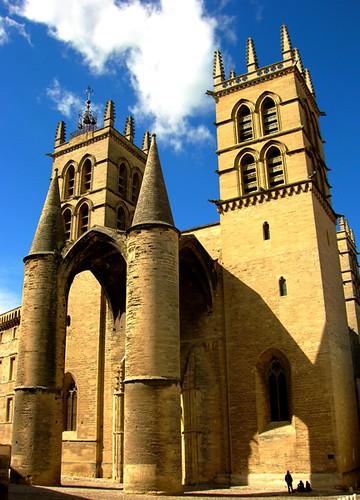 Cath drale saint pierre montpellier basilique cath drale s flickr - Cathedrale saint pierre de montpellier ...