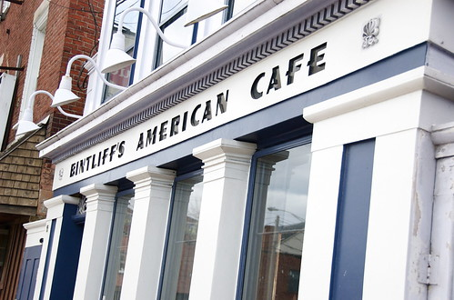 Blintiff's American Cafe | by zappowbang