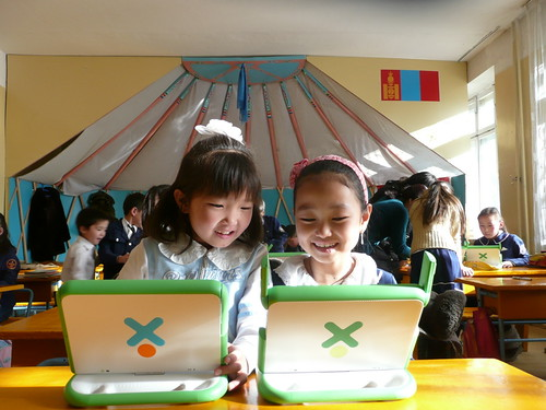 Ulaanbaatar, Mongolia | by One Laptop per Child