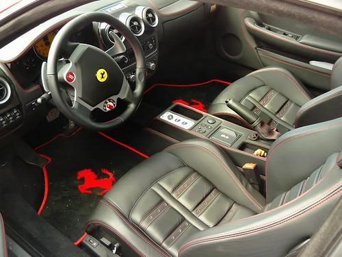 Ferrari F430 Interior Flickr Photo Sharing