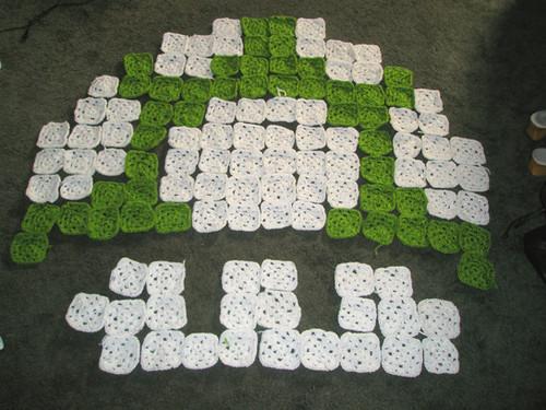 Blanket Crochet Video