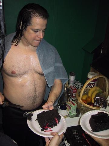 Glenn Danzig Birthday Cake