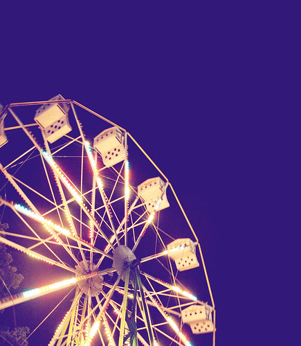 Moons and Junes and ferris wheels | by Ashley Goodwin