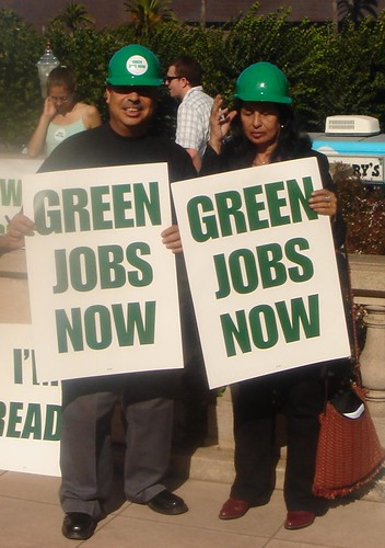 Green Jobs Now for a Green Future - San Francisco, CA | by greenforall.org